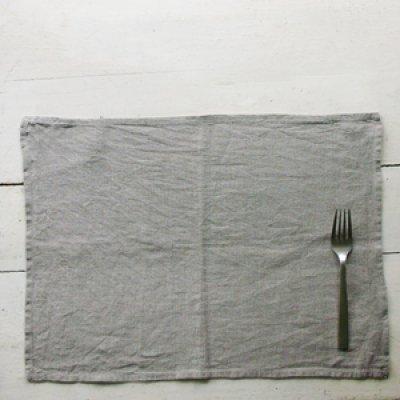 画像1: 【ランチや朝食、おやつの時間、来客時などにも】リネンプレイスマット