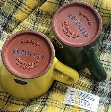 画像4: récolter mug レコルテ マグ (4)