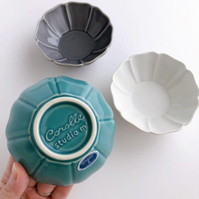 画像1: corolle  コロール 3.5寸鉢 (1)