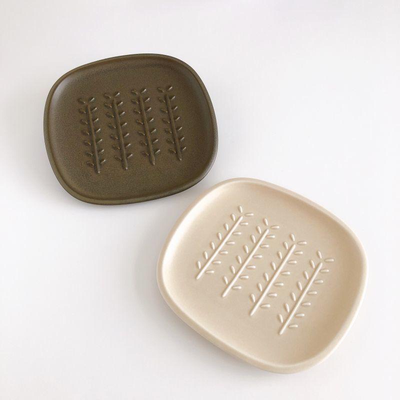 画像1: パン皿 (1)
