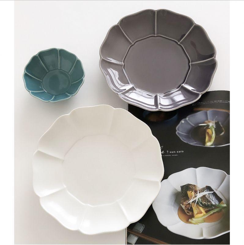 画像1: corolle 7sun plate コロール 7寸皿 (1)